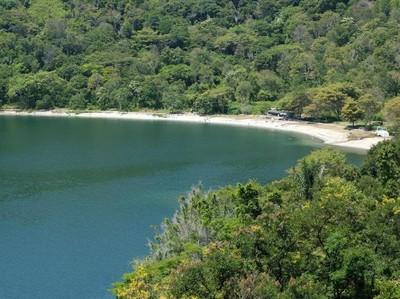 Oh Indahnya, Pantai di Danau Toba