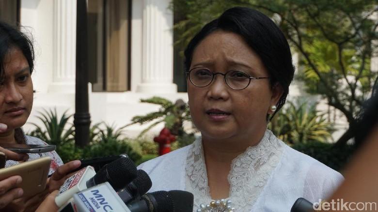 Menlu akan Temui Dubes Myanmar Bahas Isu Rohingya