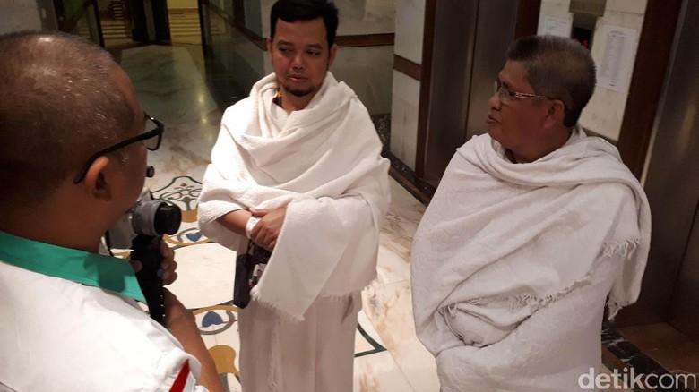 Insiden Petugas Tak Terangkut Warnai Pemberangkatan Jemaah ke Makkah