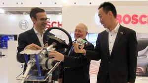 Bosch Kenalkan Teknologi Keselamatan Berkendara