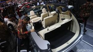 Foto : Intip Jeroan Xpander yang Lagi Hits di GIIAS 2017