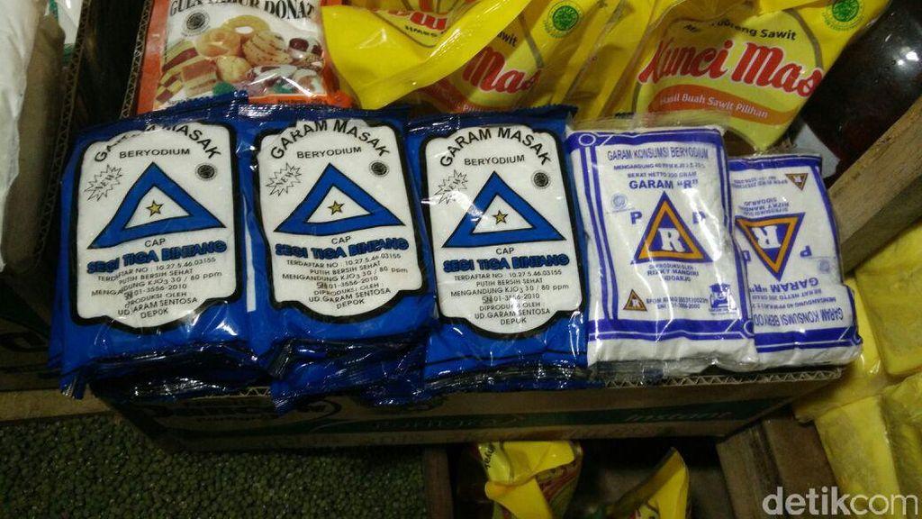 Curhat Ibu-ibu: Harga Garam Dulu Rp 2.000 Sekarang Rp 4.000, Keruh Lagi!