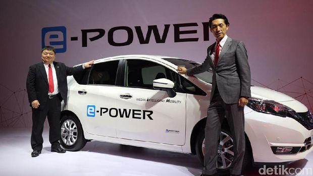 Nissan Note e-Power