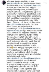 Sedihnya Jemaah Umrah Lihat Gaya Mewah Istri Bos First Travel di Instagram