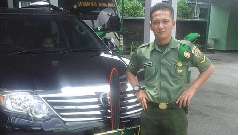 Serda Wira Sudah Minta Maaf ke Polantas yang Dipukulnya