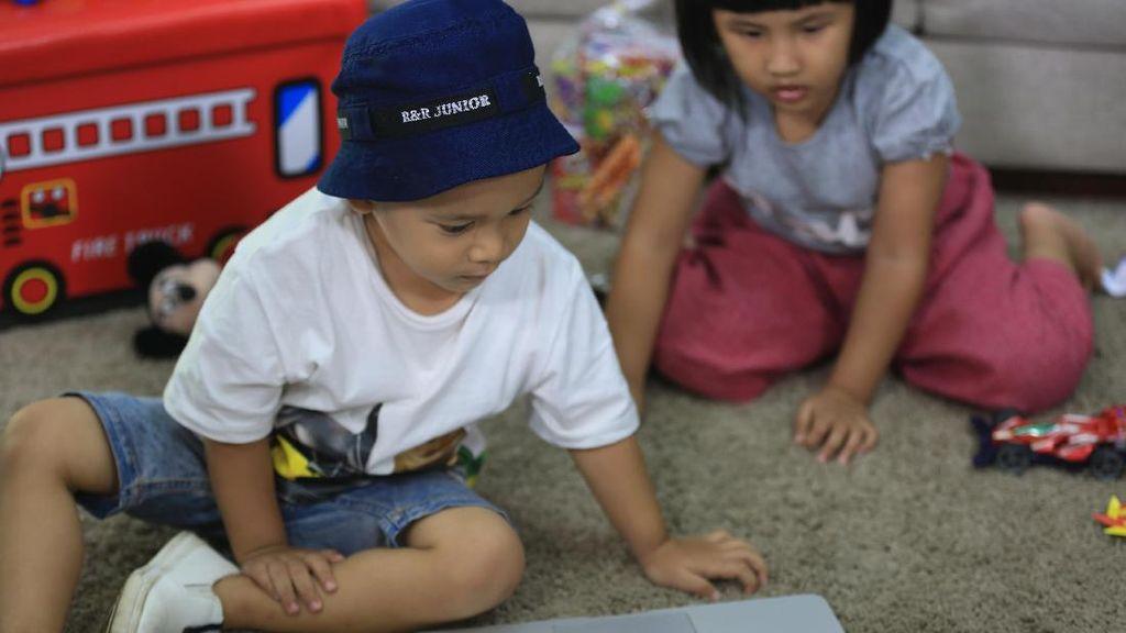 Ini yang Bisa Kita Lakukan Saat Anak Lihat Konten Mengerikan
