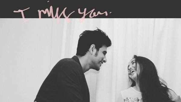Rindu Berat dengan Ammar Zoni, Ranty Maria: I Miss You