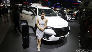 Foto : Fortuner TRD, Mobil Anyar Toyota di GIIAS 2017