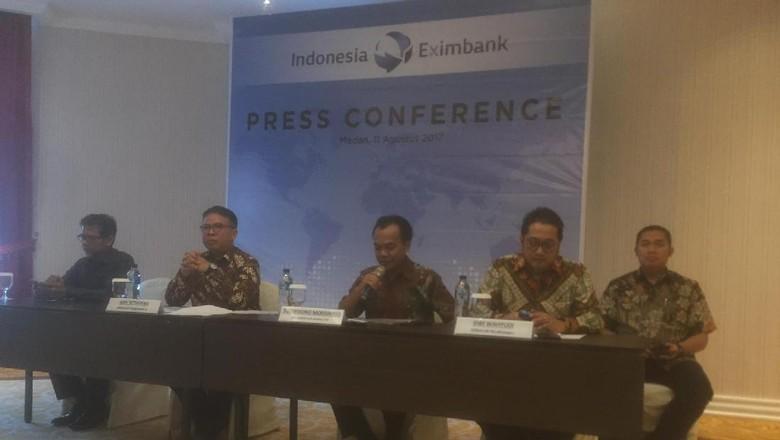 Eximbank Sudah Lahirkan 3 Eksportir Mebel Tahun Ini