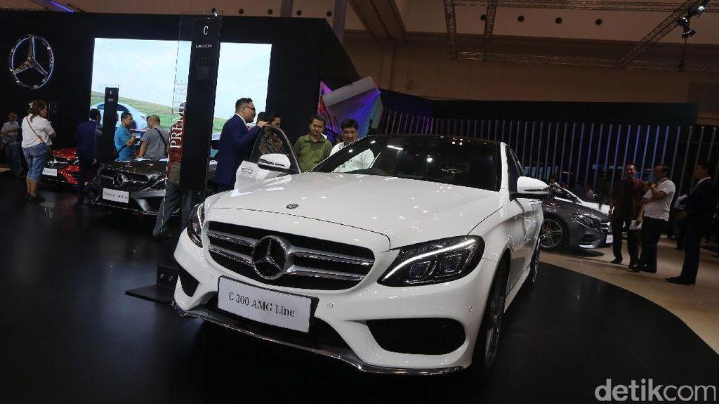 Mercedes-Benz Memperkenalkan 3 Model Terbaru di GIIAS 2017
