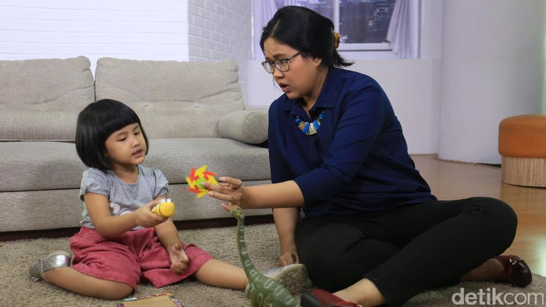 Menyikapi Ucapan Anak yang Terasa Jleb/ Foto: Wirsad Hafiz