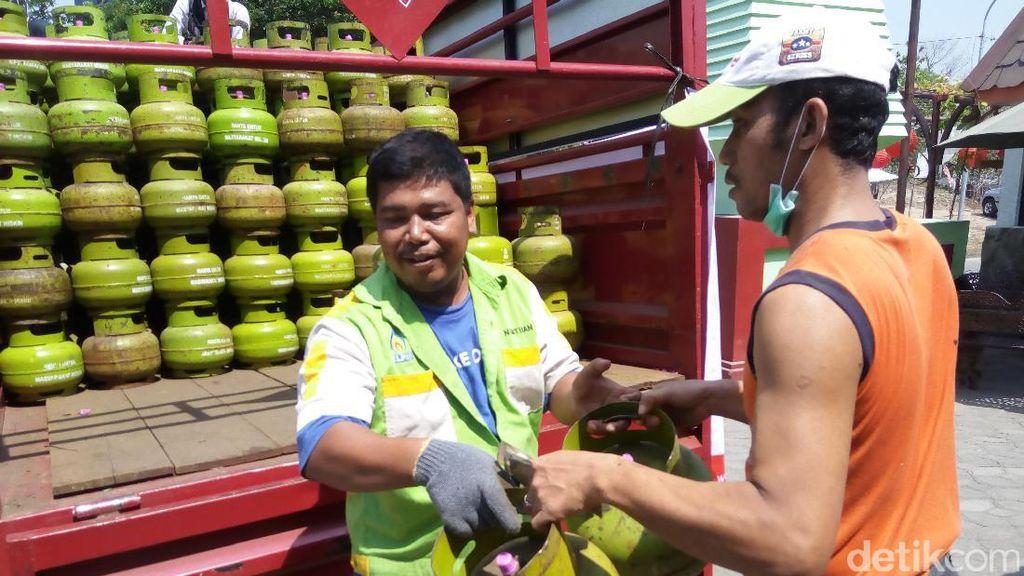 Elpiji di Solo Langka, Pertamina Gelontorkan Tambahan 6.160 Tabung