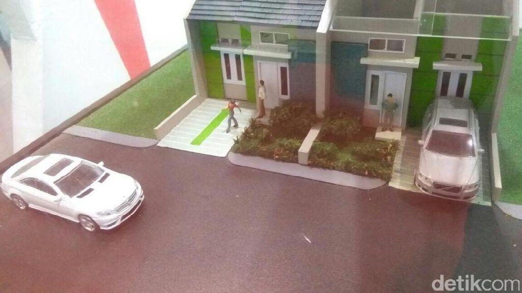 Ini Syarat Beli Rumah DP 1% Rp 100 Jutaan di Pinggir Jakarta