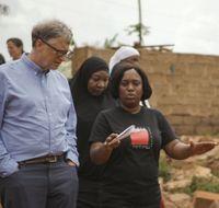 Postingan Pertama Bill Gates di Instagram Bikin Salut