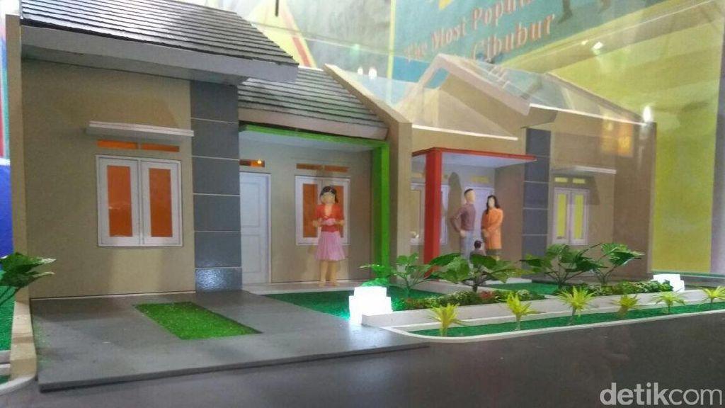 Ini Lokasi Rumah DP 1% Harga Rp 100 Jutaan di Pinggir Jakarta