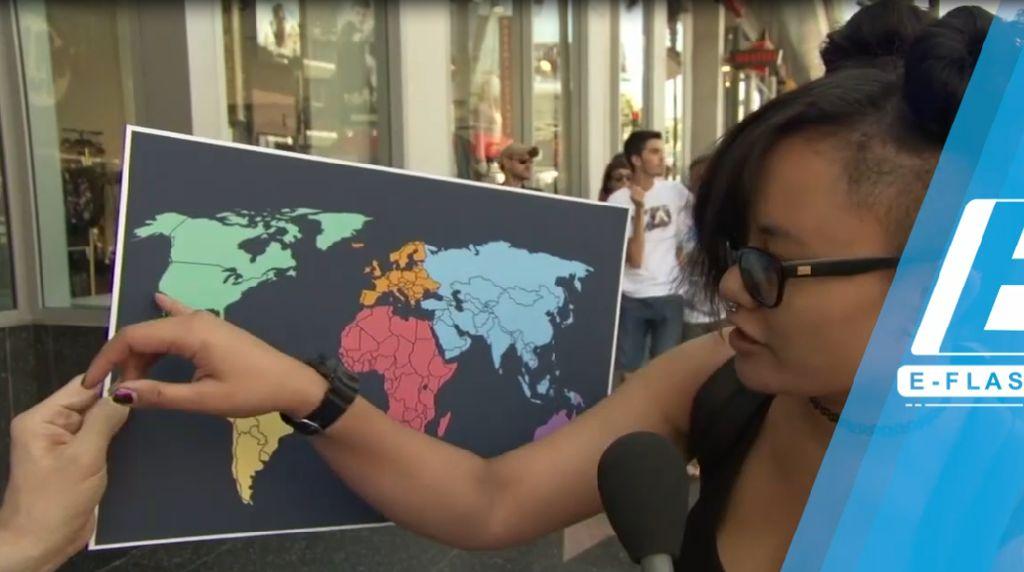 Kira-kira Orang Amerika Tahu Letak Korea Utara Nggak Ya?