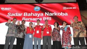 Bank BRI Gandeng BNN Gelar Workshop Bahaya Narkoba