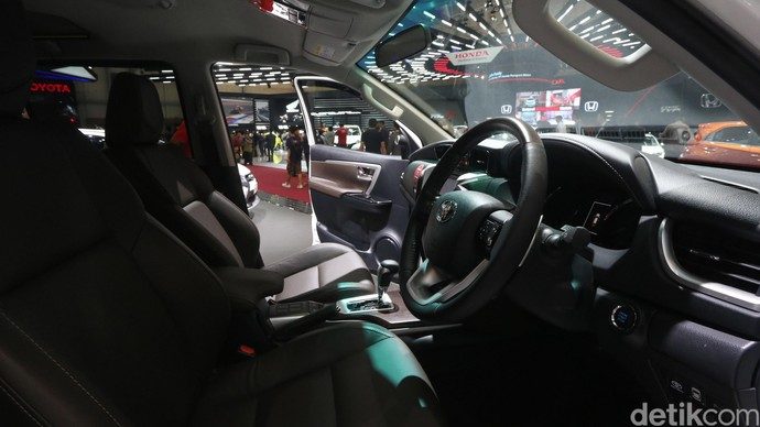 Foto : Fortuner TRD, Mobil Anyar Toyota di GIIAS 2017