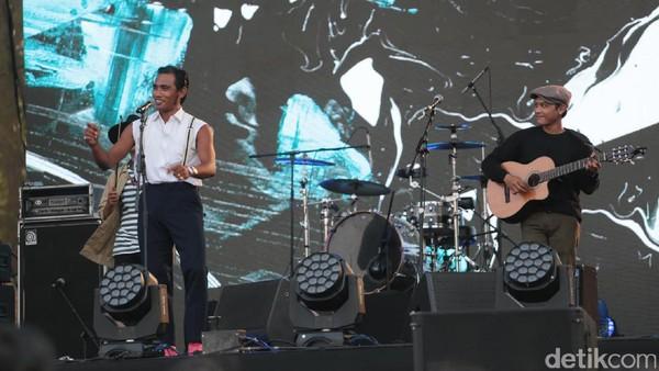 Kolaborasi Silampukau dan The Hydrant Hingga Tiga Penggawa Hiphop di WTF