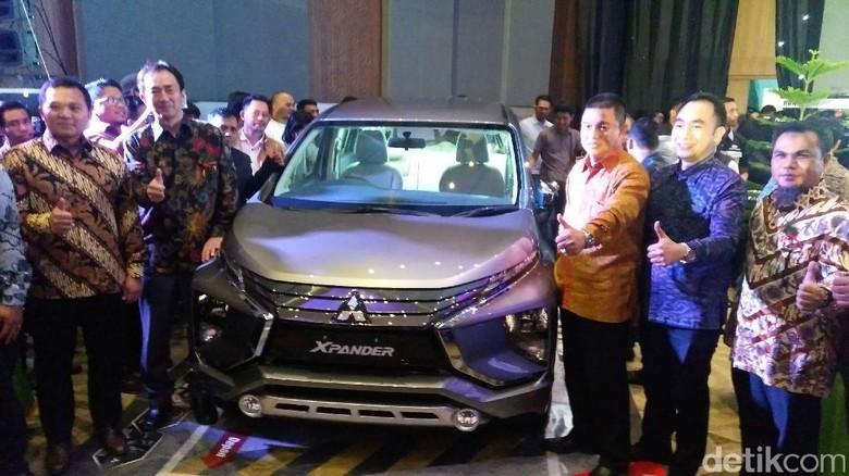 Mitsubishi Xpander Sapa Makassar
