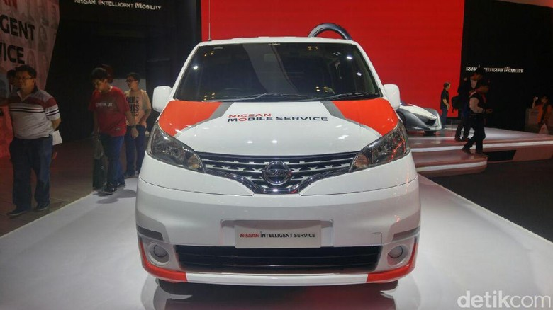 Beli Part Nissan Kini Tidak Perlu ke Diler