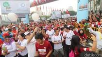 Intip Ramainya Kebayoran Lama Fun Walk 2017