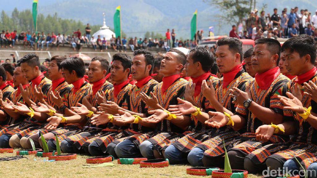 Tari Saman yang Mendunia, Aslinya dari Kabupaten Ini