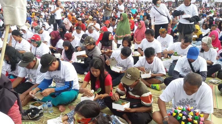 Antusiasme Warga Yogyakarta Meriahkan Pesta Rakyat Istimewa