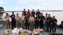 Bea Cukai Gagalkan Penyelundupan Ikan, Miras, dan Cerutu ilegal