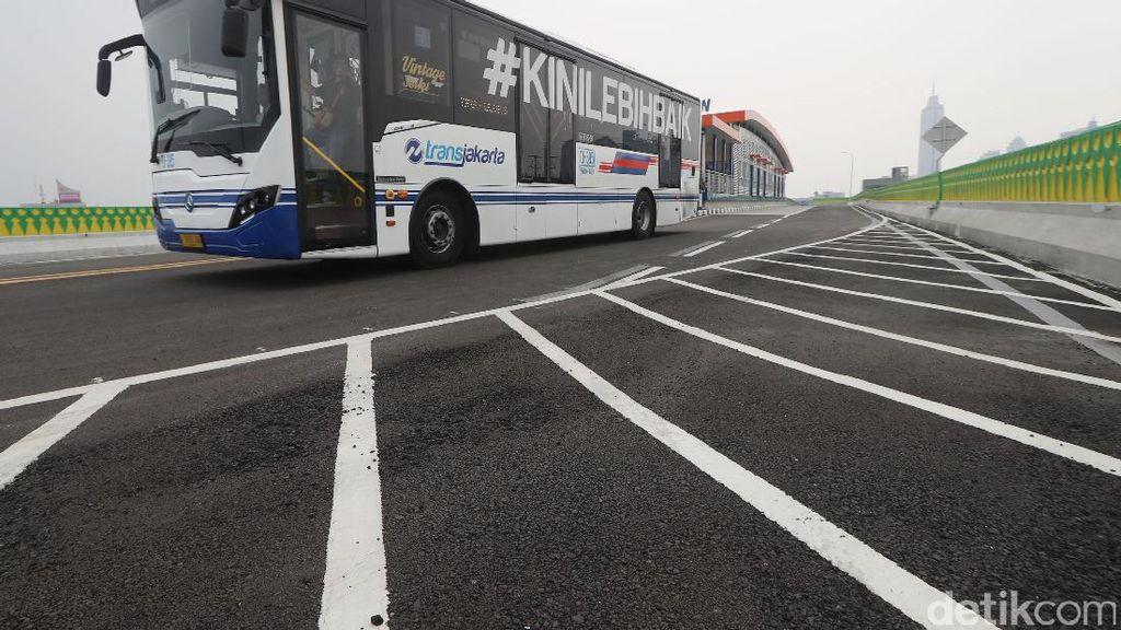 Begini Persiapan Bayar Bus Hingga LRT Pakai Uang Elektronik