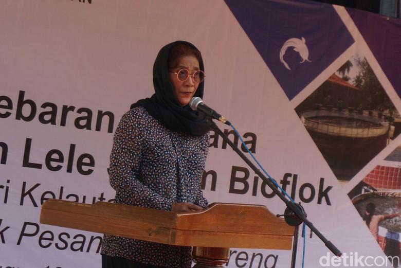 HUT RI ke-72, Menteri Susi Ingin Tenggelamkan Kapal Pencuri Ikan