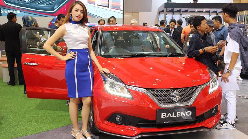 Ini Alasan Tidak Ada Pilihan Bahasa Indonesia di Baleno Hatchback