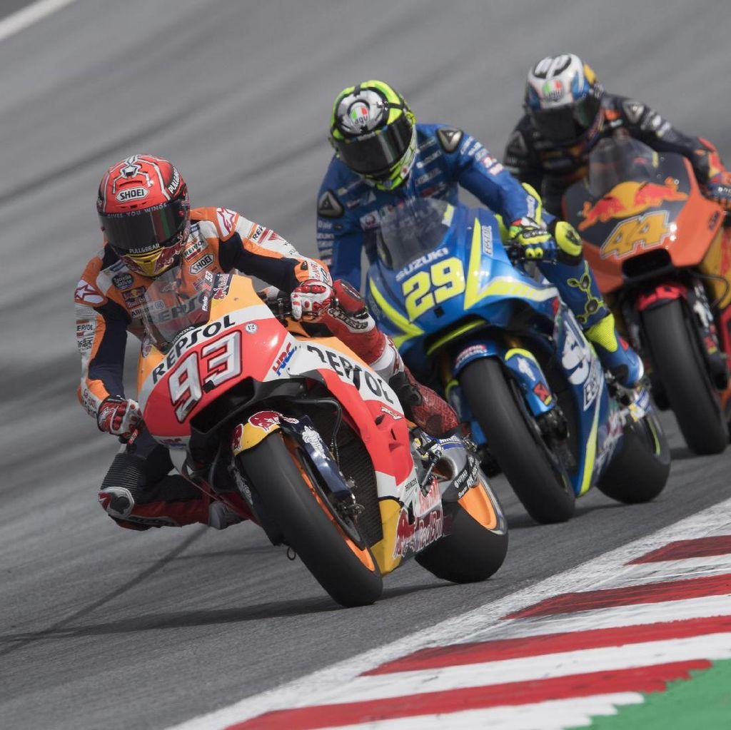 Marquez Ingin Akhir Manis di MotoGP Austria
