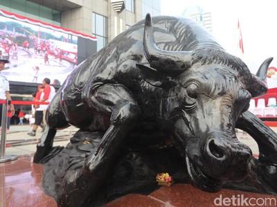 Jakarta Punya Banteng Wulung, New York Punya Charging Bull
