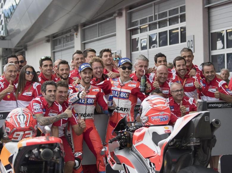 Ducati Ada di Jalur yang Tepat