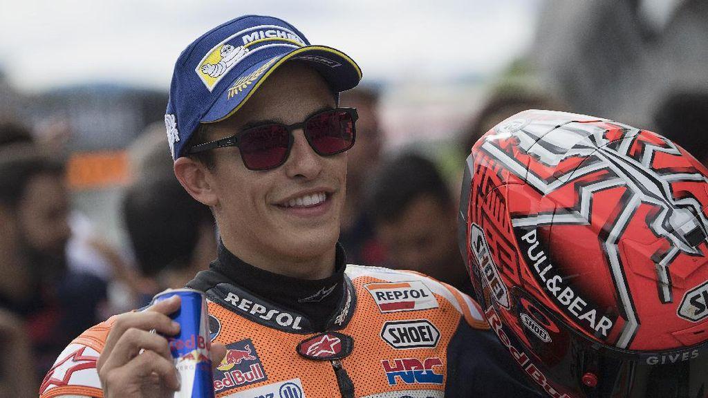 Optimisme Marquez untuk Jaga Konsistensi