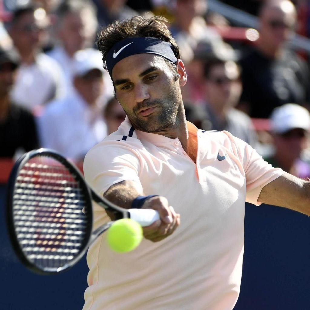 Federer Maju ke Final