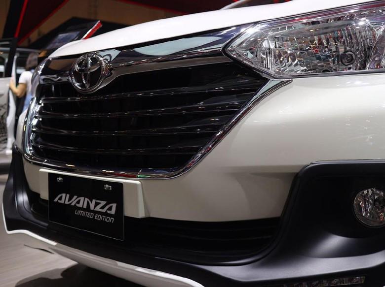 Toyota Bawa Avanza Edisi Khusus Hanya Ada 150 Unit, Minat?