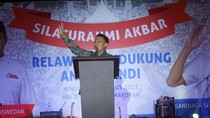 Mardani Minta Relawan Tak Rebutan Jatah Saat Anies-Sandi Memimpin