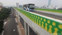 Usai Resmikan Koridor 13, Pemprov DKI akan Kaji 2 Jalur Layang Lain