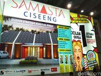 Rumah Rp 100 Jutaan di Pinggir Jakarta