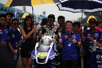 Wahyu Aji Buktikan Perfoma MX King 150, Superpole dan Podium Runner-up