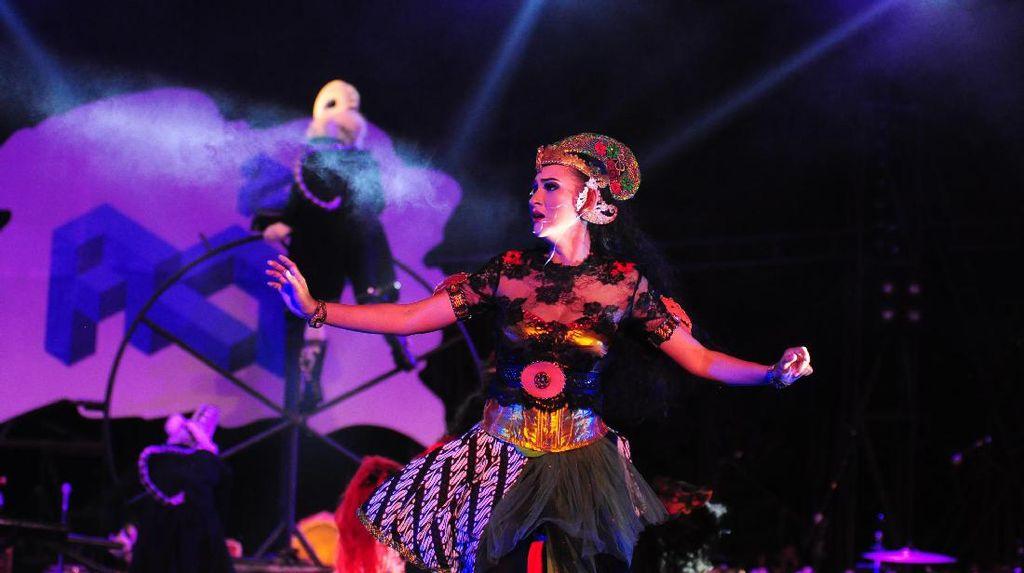 Resmi Ditutup, Festival Kesenian Yogyakarta Gaet 133 Ribu Pengunjung