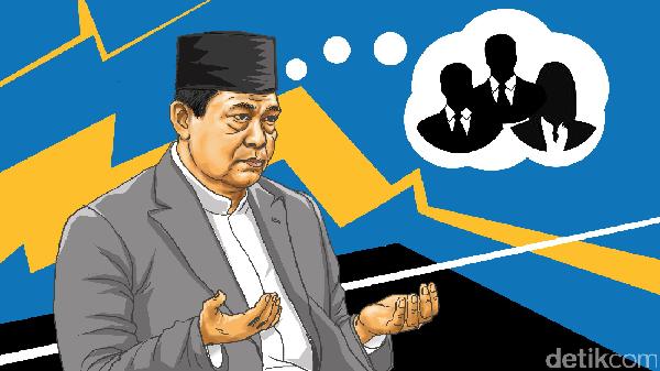 Gus Dur Total Football, SBY Salat dan Zikir
