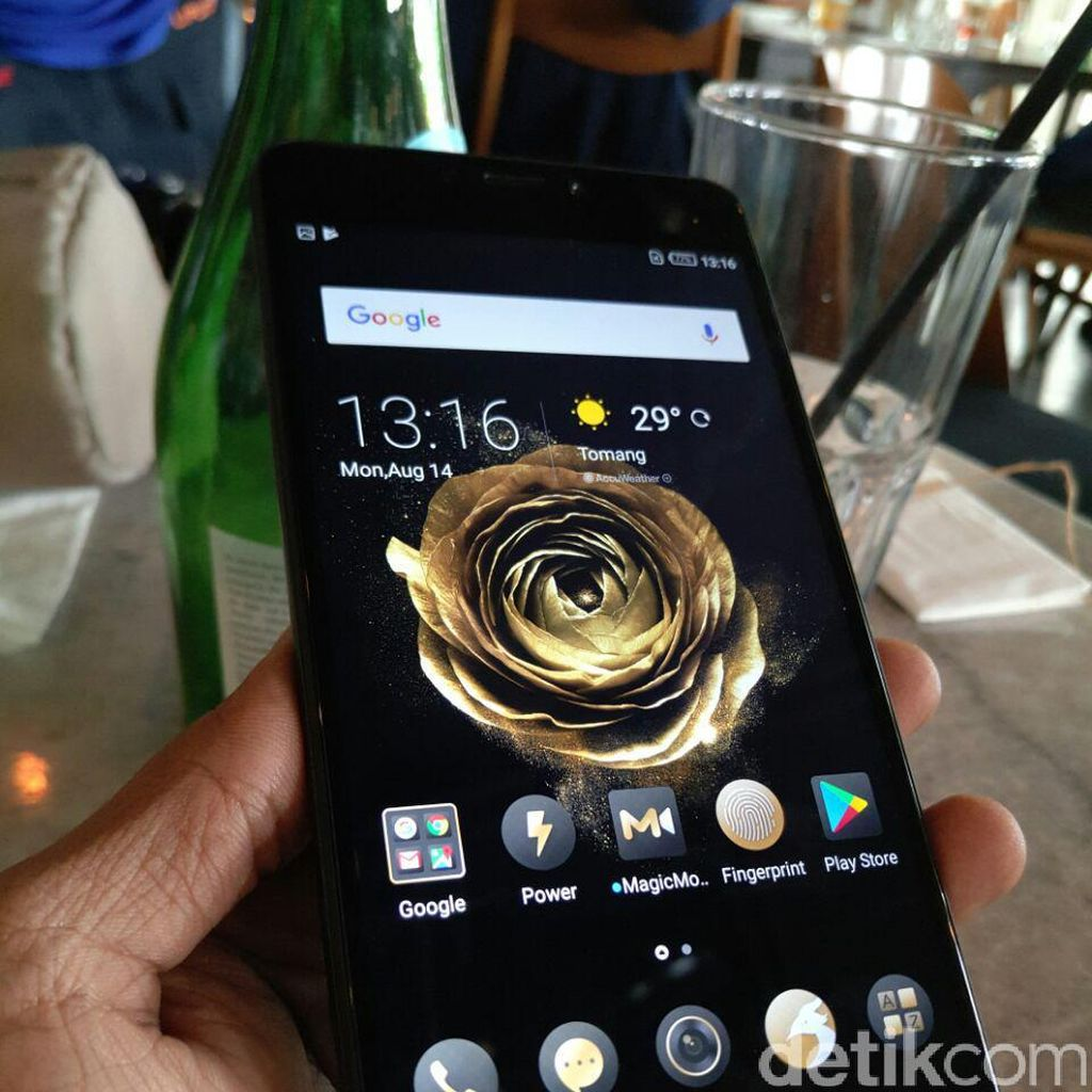 Laris di India, Infinix Pede Note 4 Laku di Indonesia
