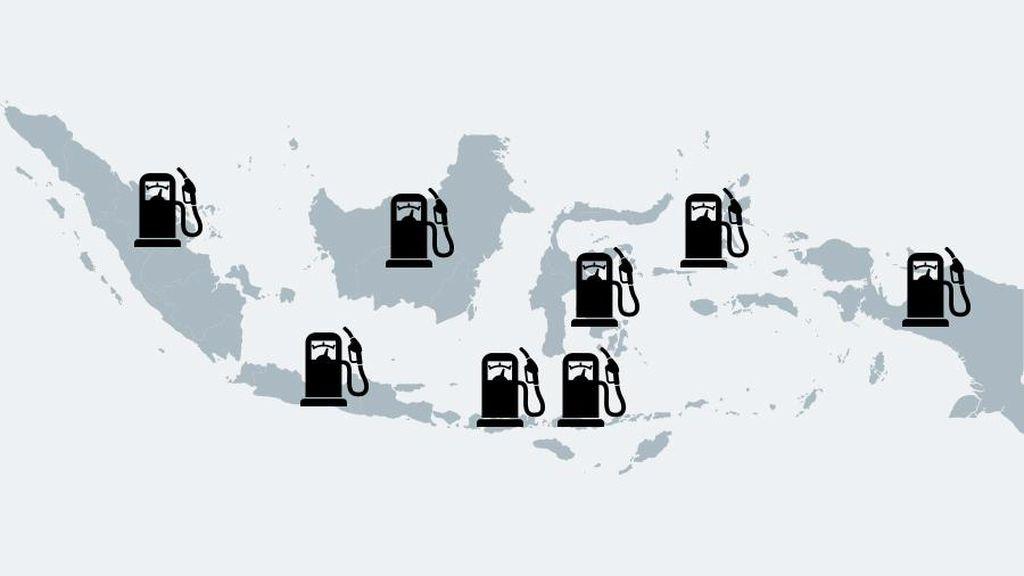 Begini Cara Jokowi Bikin BBM Satu Harga di Seluruh Indonesia