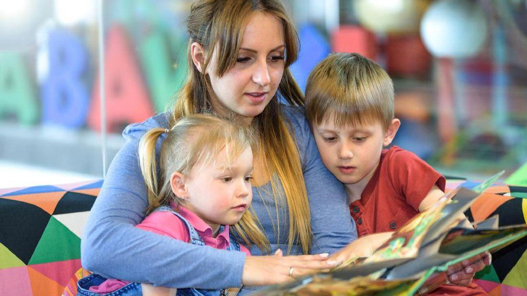 Mal Ini Tawarkan Jasa Nanny Agar Para Ibu Bisa Belanja dengan Tenang
