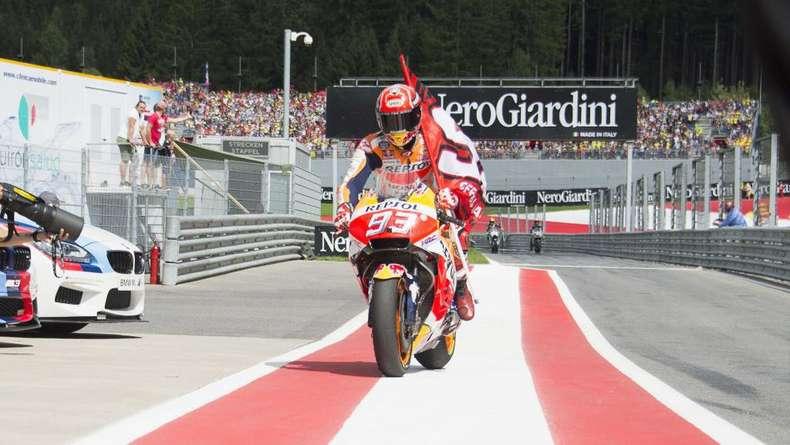Marquez ke Silverstone dengan Pede, tapi Tetap Waspadai Para Rival