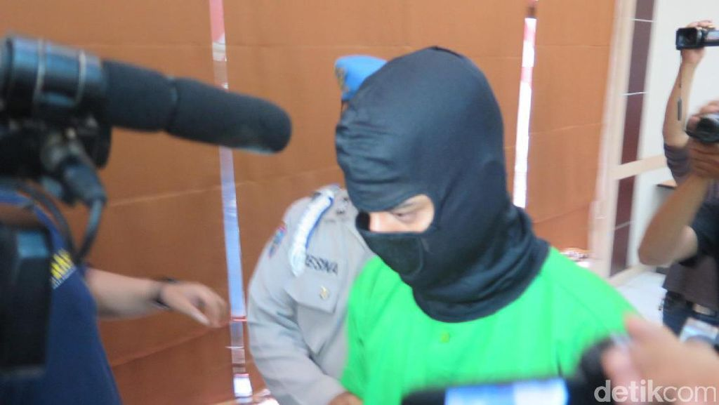 Dua Kali Ditangkap karena Sabu, Rio Reifan Terancam 12 Tahun Penjara