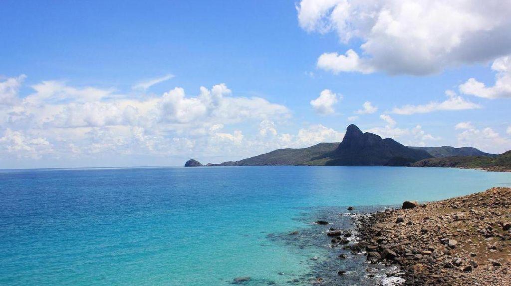 Foto: Pulau Setan yang Tidak Seram